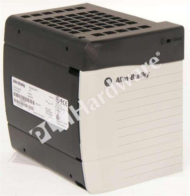 Allen Bradley 1756-PA75 /B ControlLogix AC Power Supply 85-265V AC 5V 13A