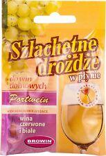 Hefe Weinhefe Flüssighefe Gärhefe Portwein Rot- Weißweine Weinherstellung 20ml