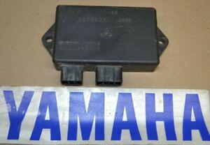 X 2002-2004  5YT-85540-00-00 ATV CDI Box fits Yamaha YFM 350 Warrior Calif