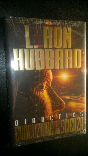Scientology L. Ron Hubbard - DIANETICS EVOLUZIONE DI UNA SCIENZA - sigillato