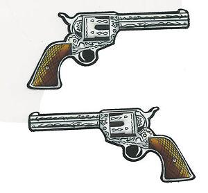 GUN-PAIR-OF-SIX-SHOOTER-STICKERS