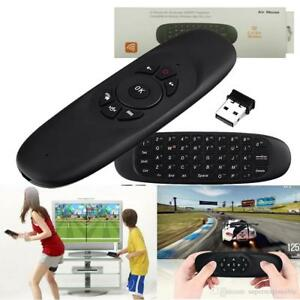 3189db552de Image is loading TV-Universal-Smart-Remote-Control-Wireless-Keyboard -Android-