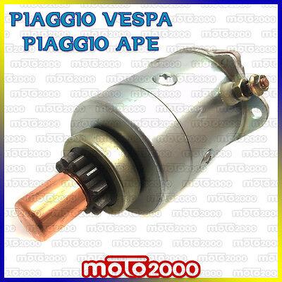 Anlasser Piaggio Ape Fl FL2 50 1995 Ro 1791165//77187218