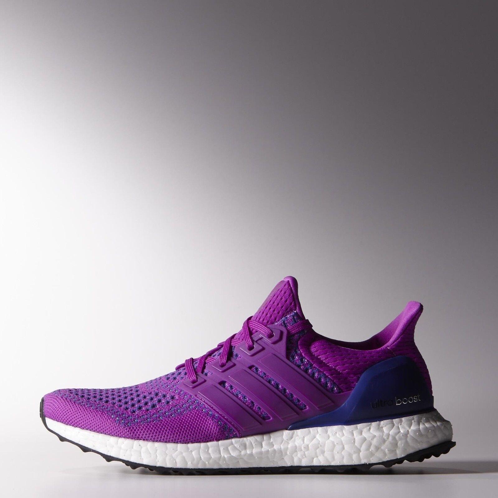 Adidas Ultra Boost w w w 1.0 para Mujer Wmns Primeknit púrpura B34051 Flash rosado og 9  buen precio