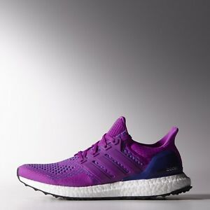7b9f2f64bba Adidas Ultra Boost W 1.0 Women s Wmns Primeknit Purple B34051 Flash ...