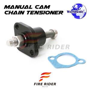 frw cnc billet manual cam chain tensioner for yamaha yzf r6 06 17 07 rh ebay com FJR Cam Chain Tensioner KTM Manual Cam Chain Tensioner