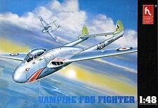 De Havilland DH 100 Vampire FB 5 - 1:48 1/48 - Hobbycraft 1574 - NEU in OVP