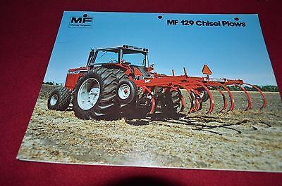 Allis Chalmers 175 Tractor Dealer/'s Brochure DCPA2