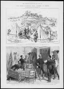 1897-Antique-Print-GRECO-TURKISH-WAR-Crete-Butsunaria-Canea-Alykianon-184