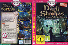 Dark Strokes: Sins Of The Fathers - Collector's Edition * Wimmelbild-Spiel * (PC