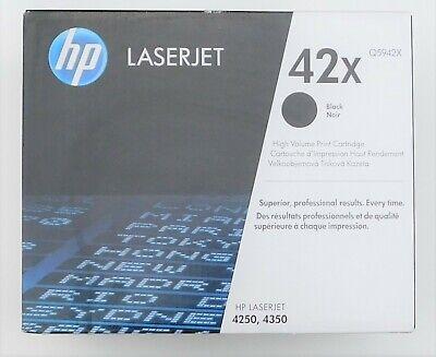 New Genuine Q5942X HP OEM High Yield Toner Cartridge PG