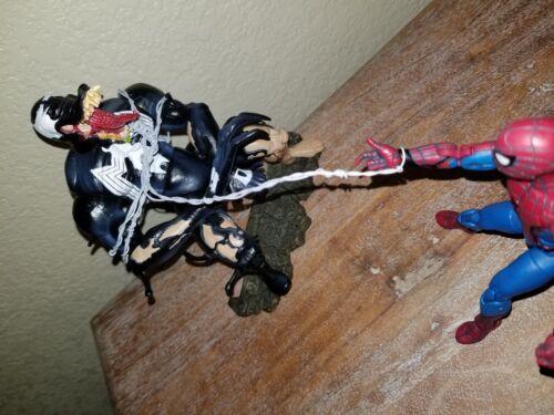 "White Marvel Legends Spiderman Custom Web Effects Set of 4-6/"" webs"