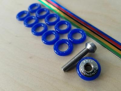 2 Orange NEW O Ring Rubber CAMPAGNOLO NUOVO SUPER RECORD brake adjuster caliper