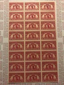 U-S-627-2-LIBERTY-BELL-MINT-SHEET-24-OG-ISSUED-1926-7-H-Stamps