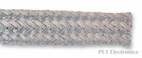 alambre plano de cobre Pro Power 16X4X0.1515A Funda 2 trenzado estaño