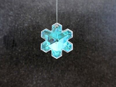 Genuine Lead Crystal SWAROVSKI Crystal SUNBURST Strass Article 8115 28MM AB