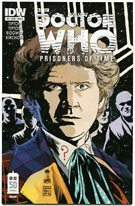 DOCTOR-WHO-Prisoners-of-Time-6-NM-2013-IDW-Tardis-more-DW-in-store