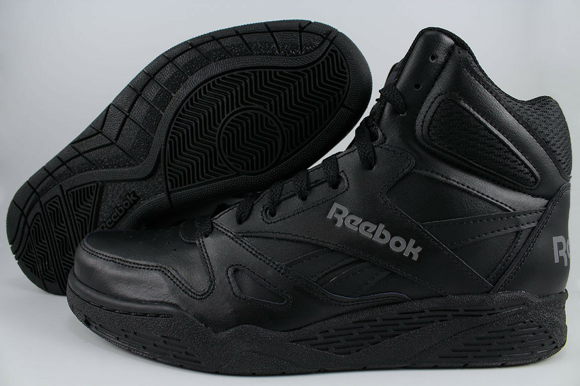 d5959b11dfce4 Reebok Royal Bb4500 Hi Xw4e Mens Basketball Shoe Black-shark 8.5 for ...