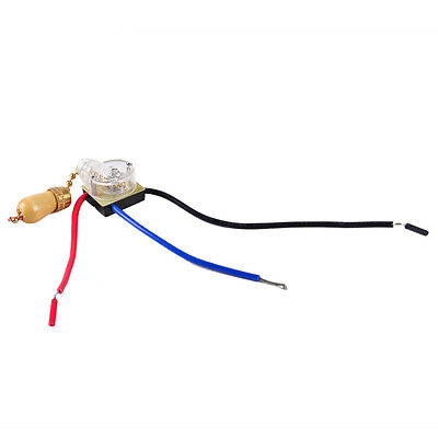 3 Wires Ceiling Fan Pull Chain Cord Switch Control Replacement Wall Light Lamp 728360627193 Ebay