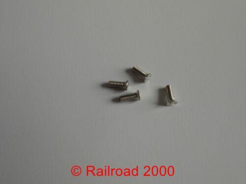 Märklin 756250 4x  Schleiferschraube M2x5,6 Schraube lang NEU