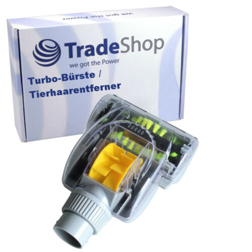 Universal Turbo-Bürste Tierhaarentferner 32mm für Lux Midea Miele Moulinex