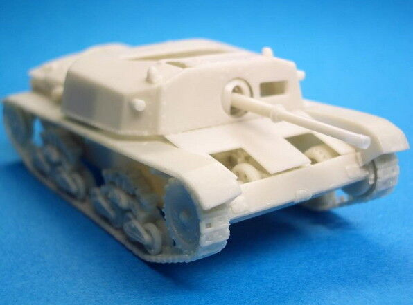 Brach Models 1 72 Italian Semovente M43 75 34 Early Version