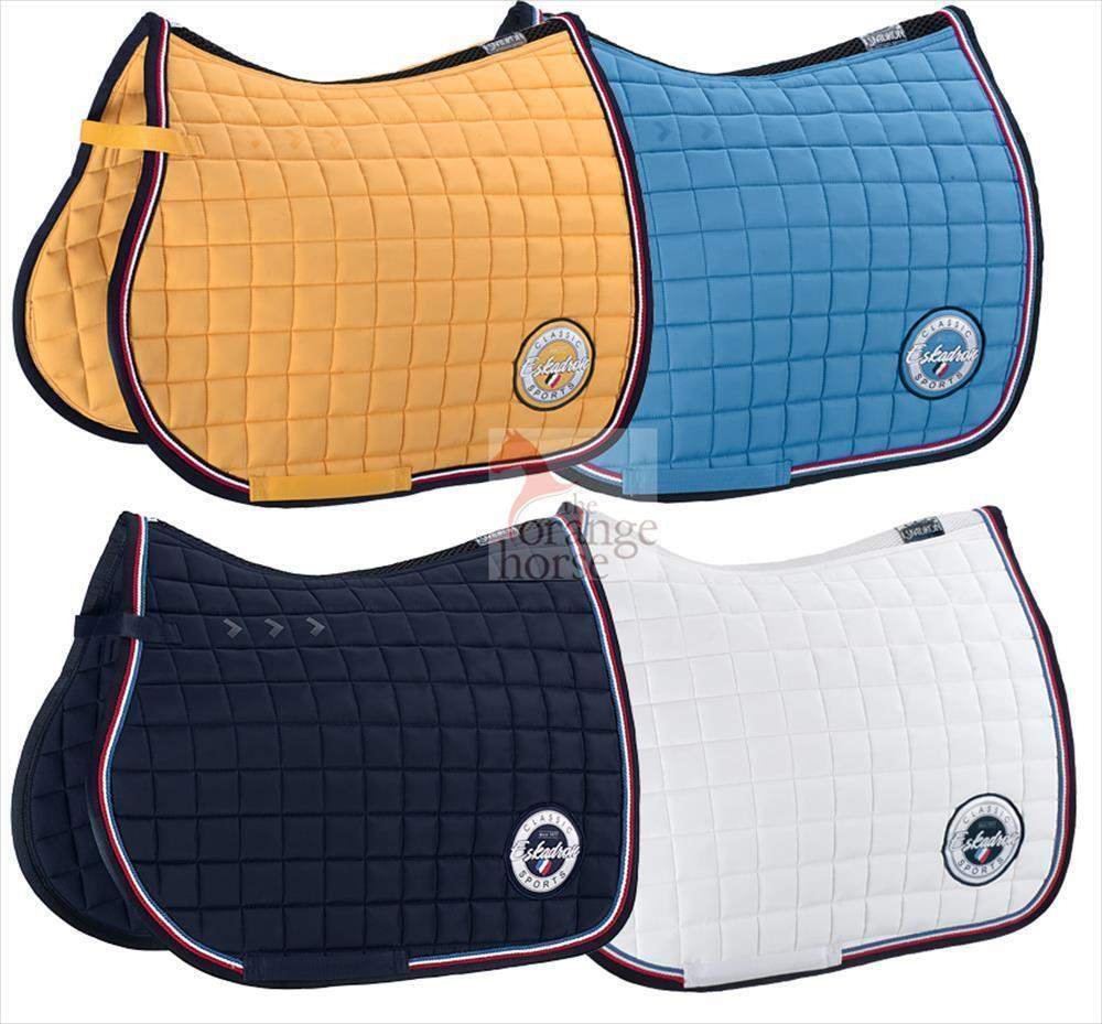 Eskadron Saddle Pad Repellant-CS Spring Summer 2016