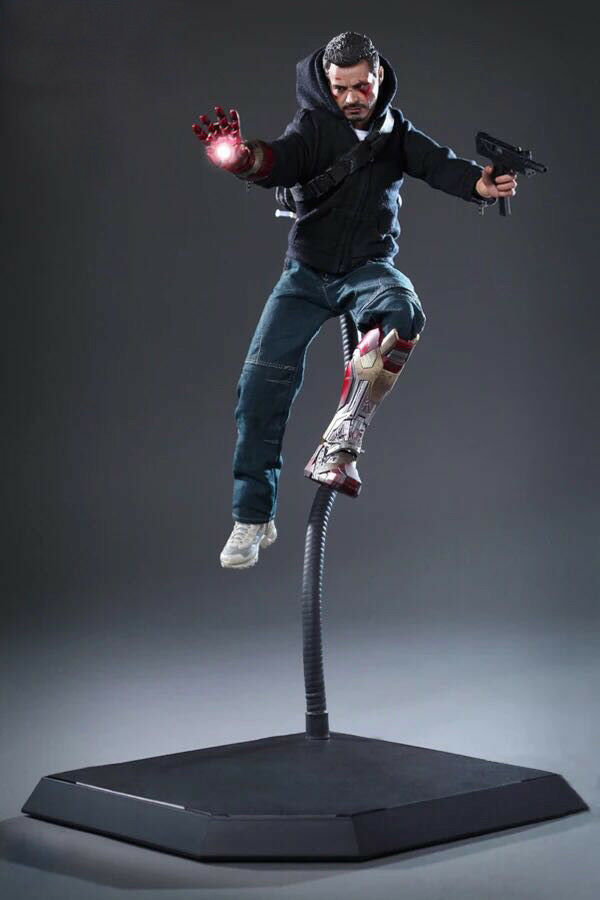 Dynamic Stand For 1 6 Scale Action Figure Hot Toys Toys Toys Phicen Verycool Display USA e ae00c7