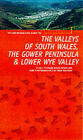 Gower, South Wales Valleys and Lower Wye: 21 All Terrain Routes by Nick Cotton (Spiral bound, 1999)