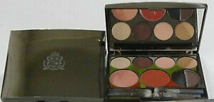 BORGHESE BEAUTY ESSENTIALS COLOR PALETTE, Eyeshadow, Blush, Gloss, Eyeliner