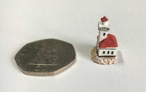 Ornamental Lighthouse (A) Dolls House Miniature, Sea Ornament