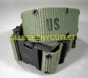 US Military WEB Belt Pistol Utility Belt Duty Belt LC-2 Quick ... dd3032b9a97