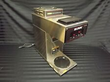 Bunn Vp 17 Series Coffee Brewer Amp Warmer Commercial Pourover Coffee Maker Used