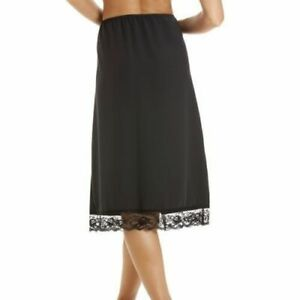 Stylish-Trendy-Ladies-Half-Waist-Slip-Casual-Under-Skirt-With-Net-Lace-Frill