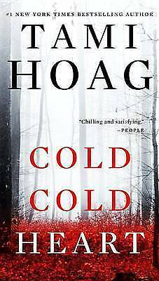 "1 of 1 - ""VERY GOOD"" Cold Cold Heart, Hoag, Tami, Book"