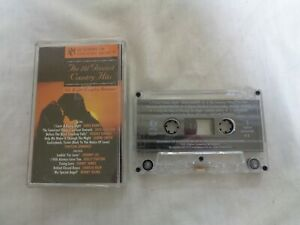 Gebraucht-Kassette-Tape-The-101-Greatest-Country-Hits-Vol-034-Country-Romance