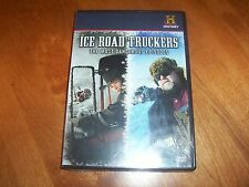 ICE ROAD TRUCKERS The Most Dangerous Episodes History Channel Series DVD NEW
