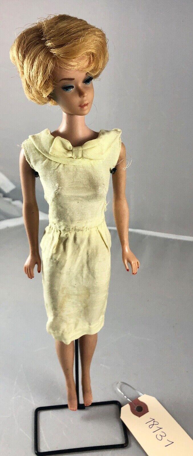 11  Vintage American Blonde Bubble Hair Barbie  Elegant  18131