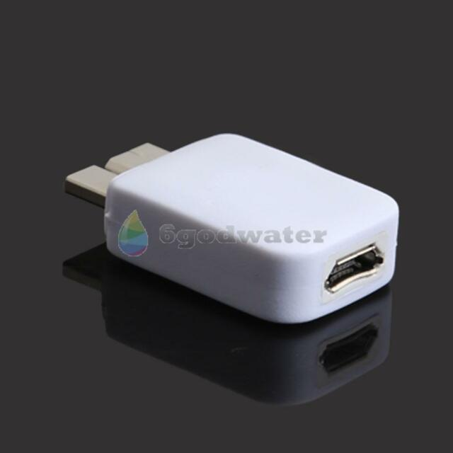 Micro USB 2.0 Female To Micro 3.0 Male Adapter For Samsung Galaxy Note 3 N9000