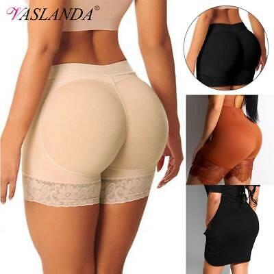 Frauen Silikon Push-Up Po und Butt Lifter Damen Enhancer Unterwäsche Miederslip
