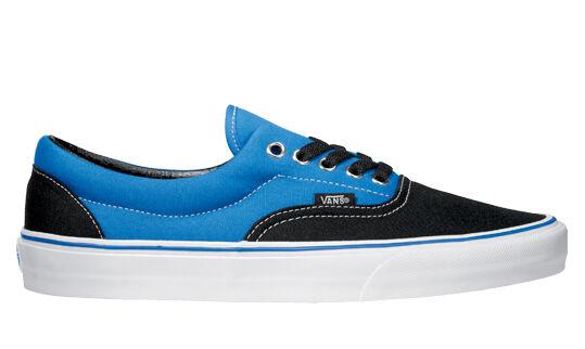 Zapatos promocionales para hombres y mujeres VANS Schuhe Skaterschuhe ERA Blue/Black