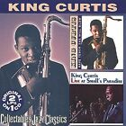 Have Tenor Sax, Will Blow/Live at Small's Paradise by King Curtis (CD, Jun-2000, 2 Discs, Collectables)