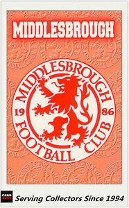 Newcastle United 1996-97 Merlin Gold Premier League Soccer Card Club Emblem E13