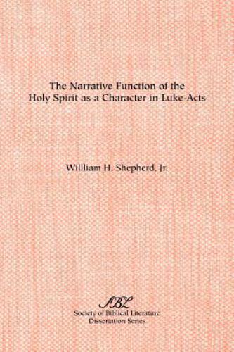 Dissertation holy spirit