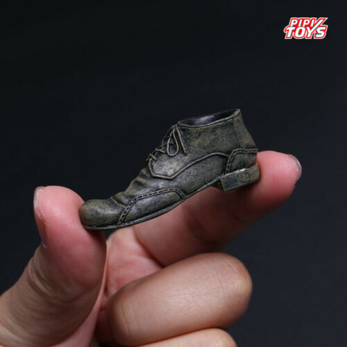 "1//6 Batman Joker Shoes and Socks For 12/"" Hot Toys  DX11 DX01 Figure Body Model"