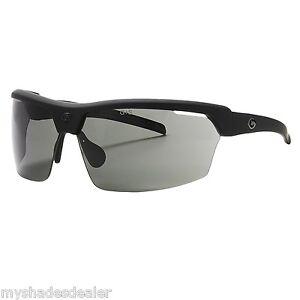e1be65b050a Spy Matte Black Bounty Polarized Sunglasses (ansi Certified)