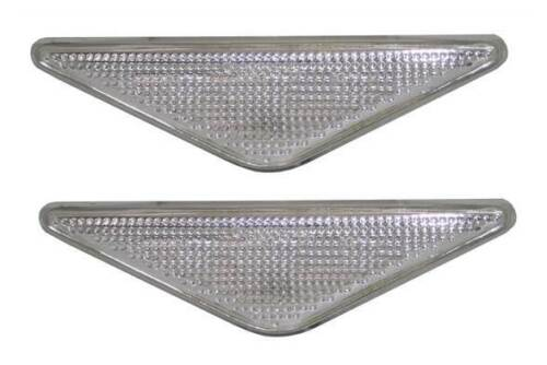 FORD MONDEO MK3 2000-2007 CLEAR SIDE REPEATERS 1 PAIR