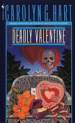 Deadly Valentine (Death on Demand Mysteries, No. 6) by Carolyn G. Hart