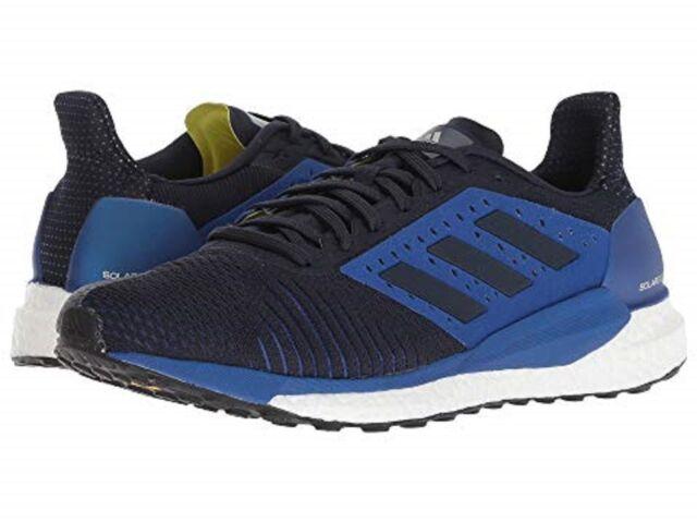 ed1d0e1bebd98 ADIDAS CM8049 SOLAR GLIDE ST Mn s (M) Legend Ink Mesh Running Shoes ...