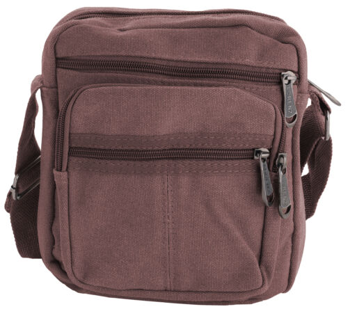 Details about  /Canvas Travel Work Bag with Adjustable Crossbody Strap for Men /& Ladies